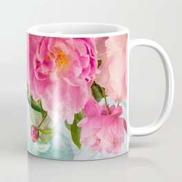 Vibrant Bouquet with filters Coffee Mug