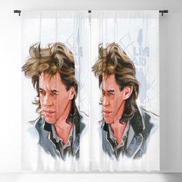 Bob Geldof Blackout Curtain