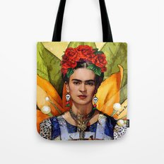 MI BELLA FRIDA KAHLO Tote Bag