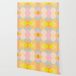 Balance Summer Shapes Wallpaper