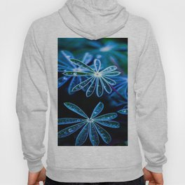 BEAUTIFUL LEAVES AND WATER DROPS Hoody