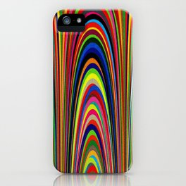 Colorful Arches iPhone Case