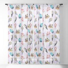 Outer Senshi Sweets Sheer Curtain