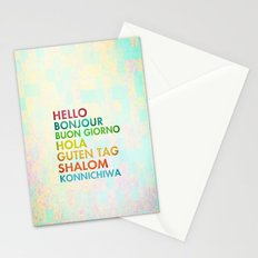 Multi Cultural Stationery Cards