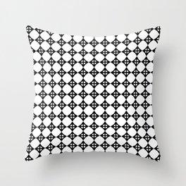 star octahedron prnt 1a Throw Pillow