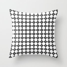 star octahedron prnt 1a Throw Pillow