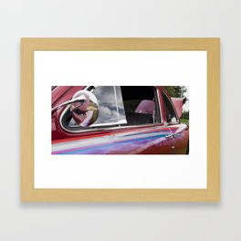 Vintage Car 6 Framed Art Print