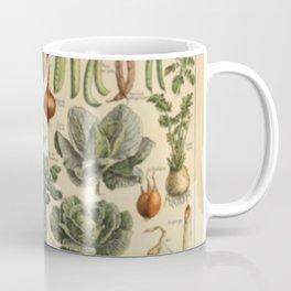 Vegetable Chart Coffee Mug