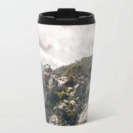 Like a lizard   Corsica Travel Mug