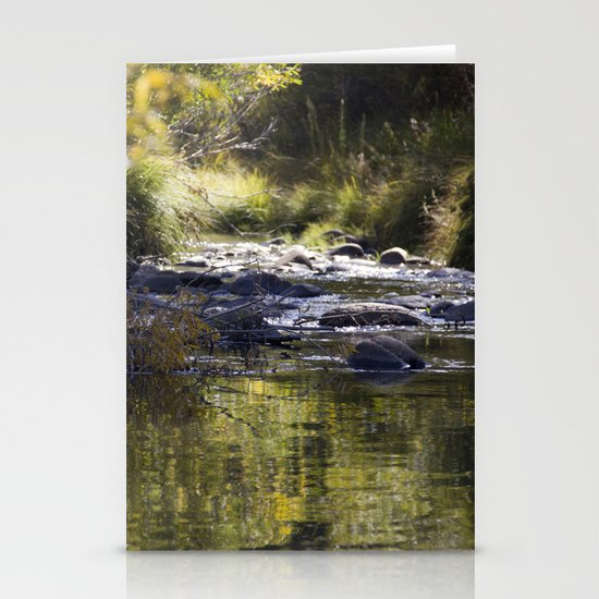 Creekside View Stationery Cards