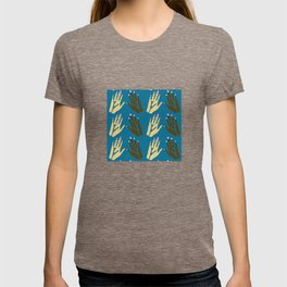 All blood is the same - blue T-shirt