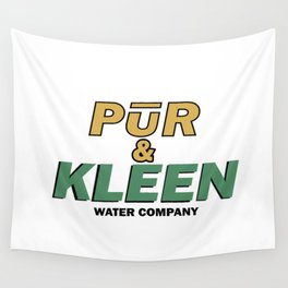Pur & Kleen Wall Tapestry
