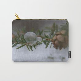 Double Winter Fun Carry-All Pouch