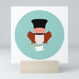 The Hatter Mini Art Print