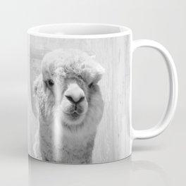 Llama in Vintage Bathtub Coffee Mug