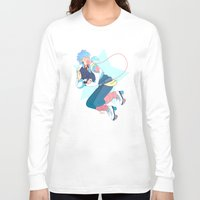 dmmd Long Sleeve T-shirts featuring Aoba by Meex Art