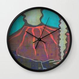 Don Vulcano Wall Clock