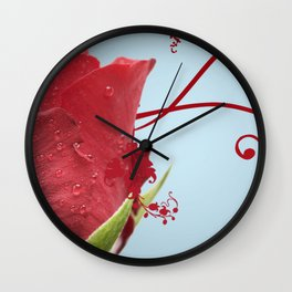 Rose, Reinvented Wall Clock