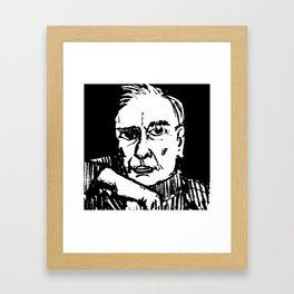 Gore Framed Art Print