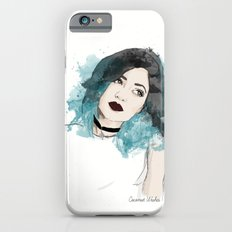 Kylie Jenner Illustration iPhone 6s Slim Case