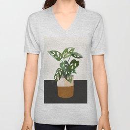 Plant 11 Unisex V-Neck