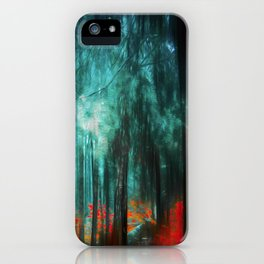 Magicwood iPhone Case