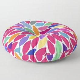 Lovely Pattern III Floor Pillow