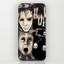 Gallow Tree iPhone Skin