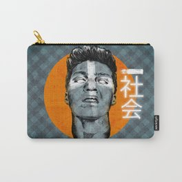 GRITTY SMILE Carry-All Pouch