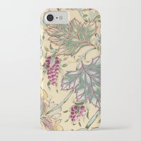 tiffany iPhone & iPod Cases featuring tiffany garden by Ariadne