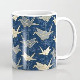 Sadako's Good Luck Cranes Coffee Mug