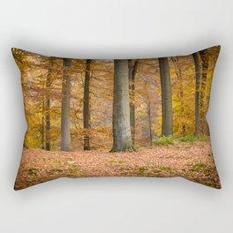 I love autumn ! Rectangular Pillow