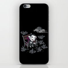 feed the bats iPhone & iPod Skin