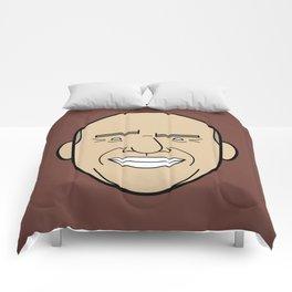 Faces of Breaking Bad: Hank Schrader Comforters