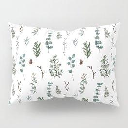 Pine and Eucalyptus Pillow Sham