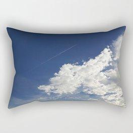 Clouds' map Rectangular Pillow