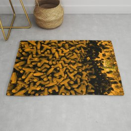 Cluster of Tetrapods (COLORS 2.2) Rug