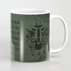 Feet First into Hell - Halo ODST Mug