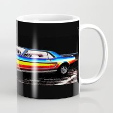 Muscle Car Mustang By Annie Zeno  Mug