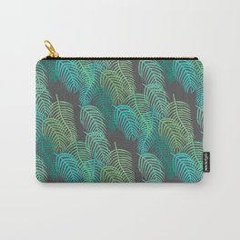 Green Palms Carry-All Pouch