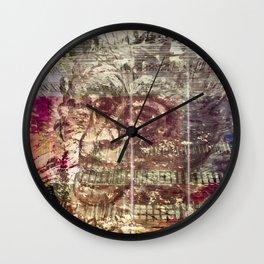 Atlante 17-06-16 / TIME MACHINE Wall Clock