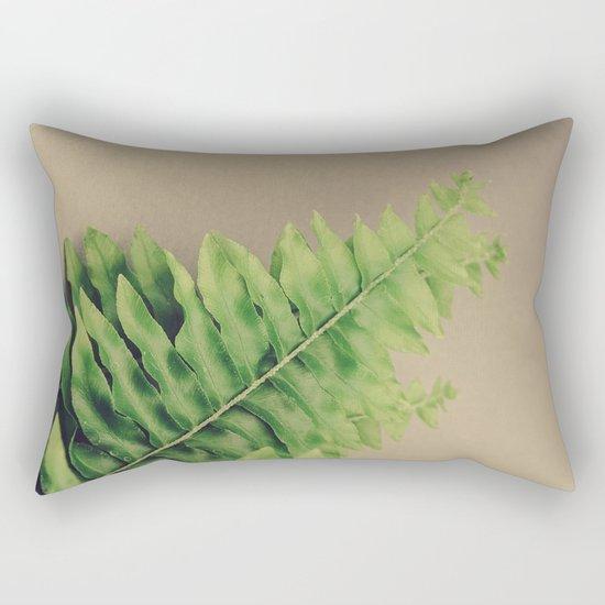 Fern Frond Rectangular Pillow