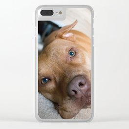 """did you say """"play""""? Clear iPhone Case"""