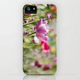 Midi à Giverny iPhone Case