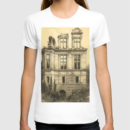Chateau Ruins T-shirt