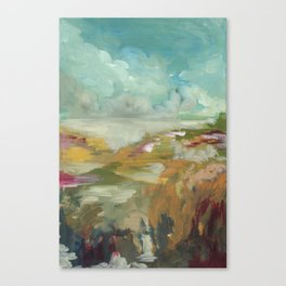 Marshlands Canvas Print