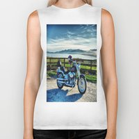 middle earth Biker Tanks featuring Harley Davidson, Middle Earth Edition. by Bodhikai Imagery | Pacific Northwest Tra