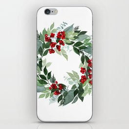 Holly Berry iPhone Skin