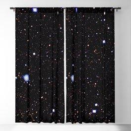 Nebula texture #43: Starfield Night Blackout Curtain