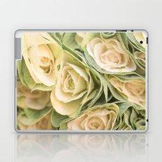 Greenyellow roses Laptop & iPad Skin